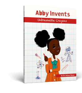 Abby Invents Unbreakable Crayons at Timouns.com