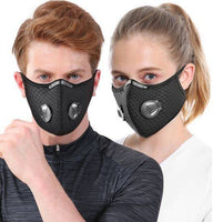 5-Layer PM 2.5 Activated Carbon Protective Face Mask