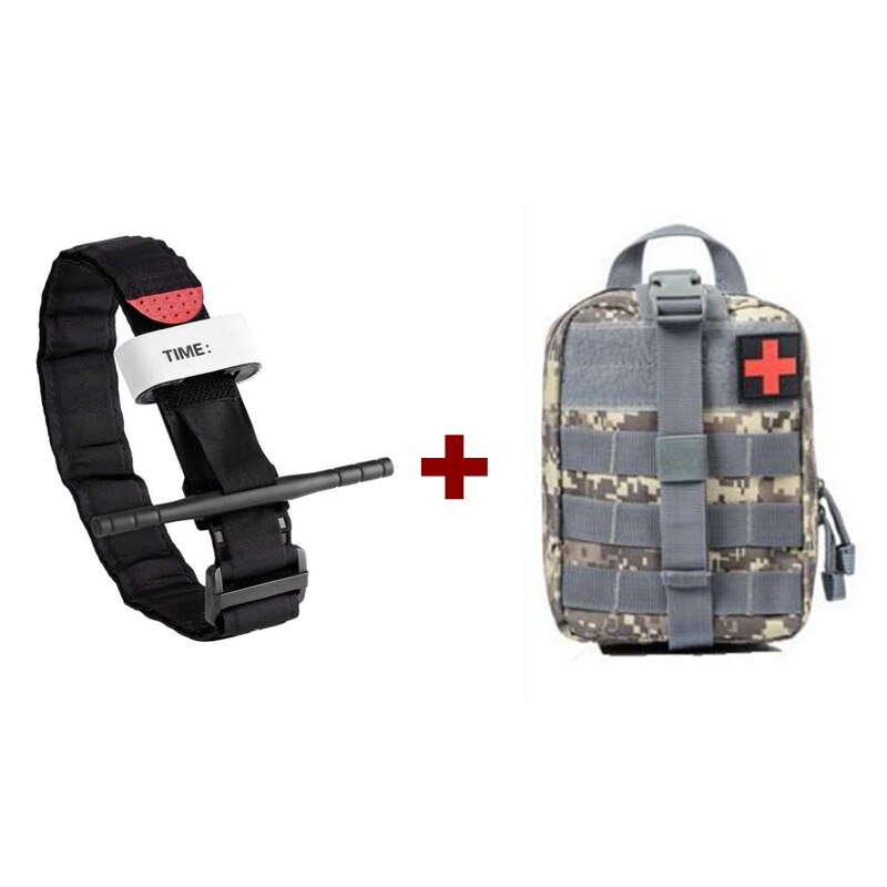 ECAT® 2 in 1 Emergency Tourniquet + Tactical First Aid Bag