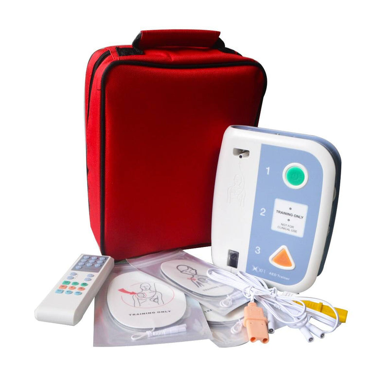 XFT AED Trainer with bag