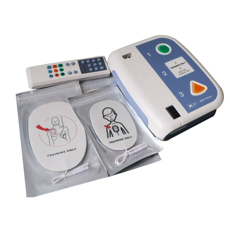 XFT AED Trainer with pads