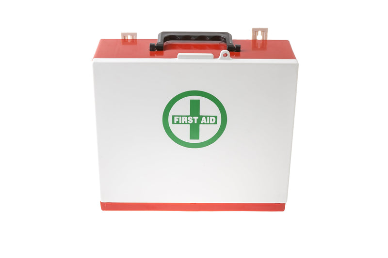 Mountable First Aid Box first aid kit front