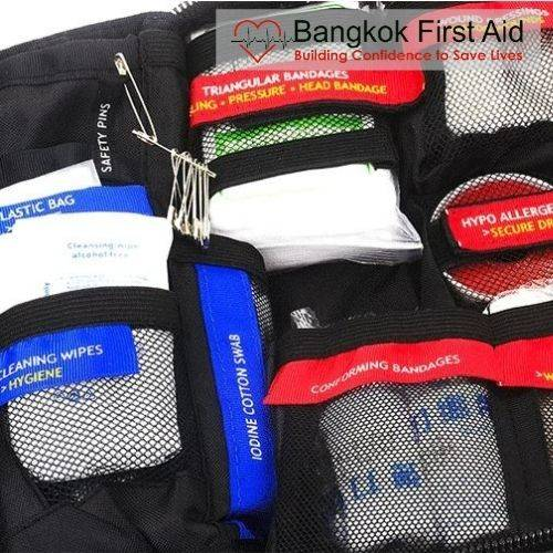 SmartKit®_Outdoor Emergency First Aid Kit | 4 Sections - 255 Pcs