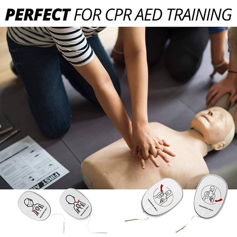 aed training pads xft 120c aed trainer