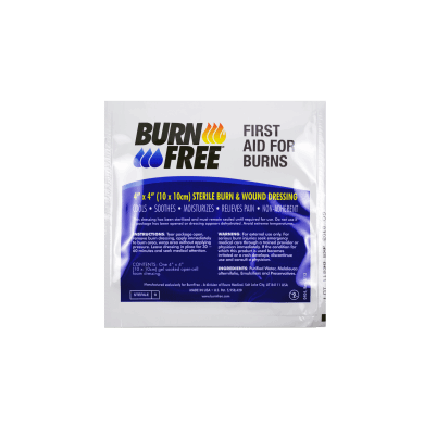 BurnFree®_Small First Aid Kit for Burns