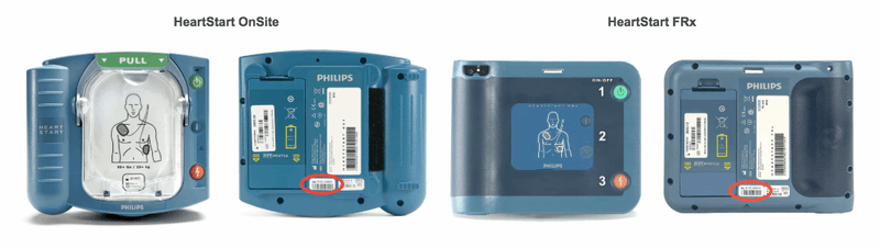 PHILIPS AED BATTERY FOR FRX AND ONSITE