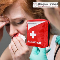 SmartKit®_Compact Pocket First Aid Kit | 2 Sections - 40 Pcs