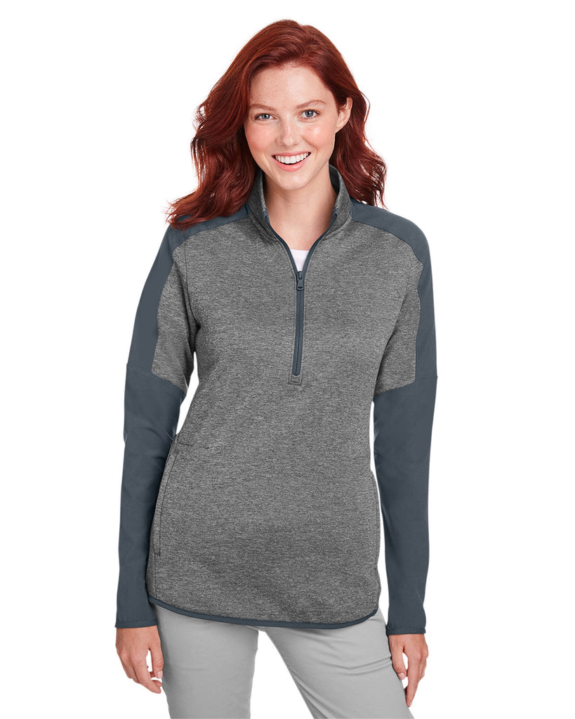 Under-Armour-1343103-Ladies Qualifier Hybrid Corporate Quarter-Zip