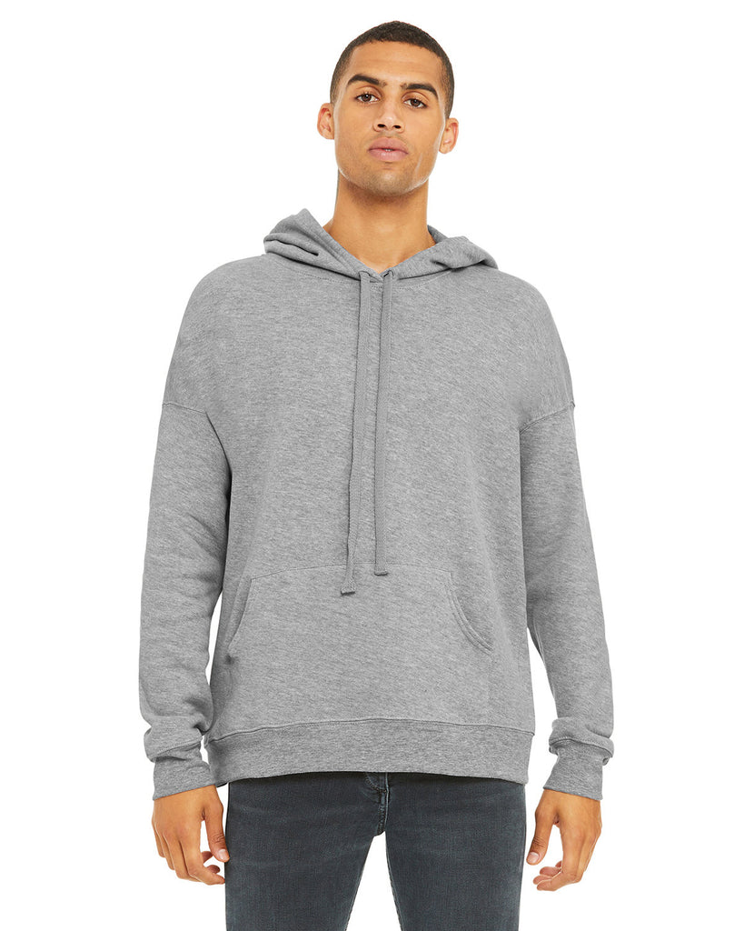 Bella+Canvas-3729-Unisex Sponge Fleece Pullover DTM Hoodie