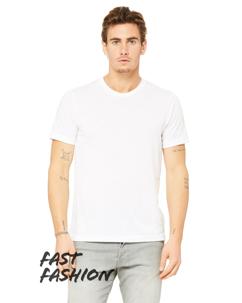 Bella + Canvas 3880C Unisex Viscose Fashion T-Shirt