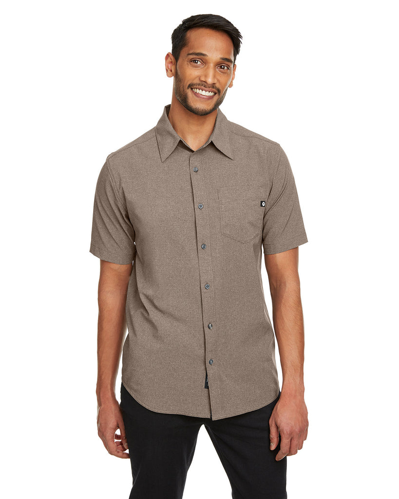 Marmot-42100-Men's Aerobora Woven Short-Sleeve Shirt