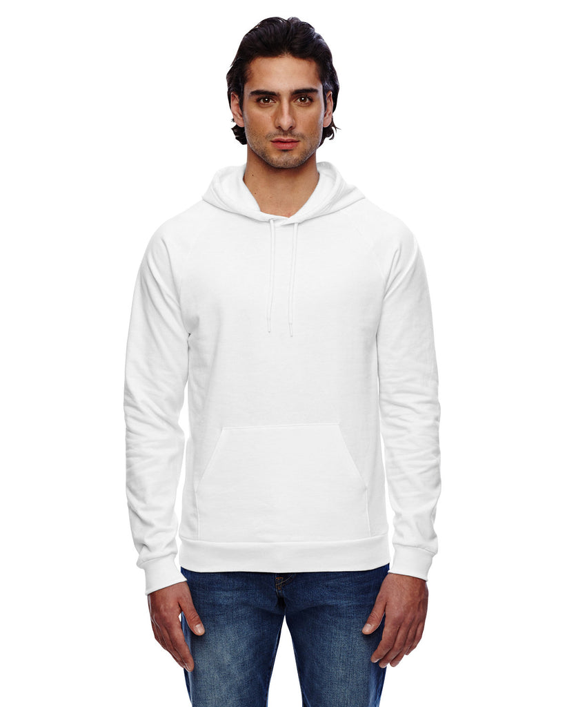 American-Apparel-5495W-Unisex California Fleece Pullover Hoodie