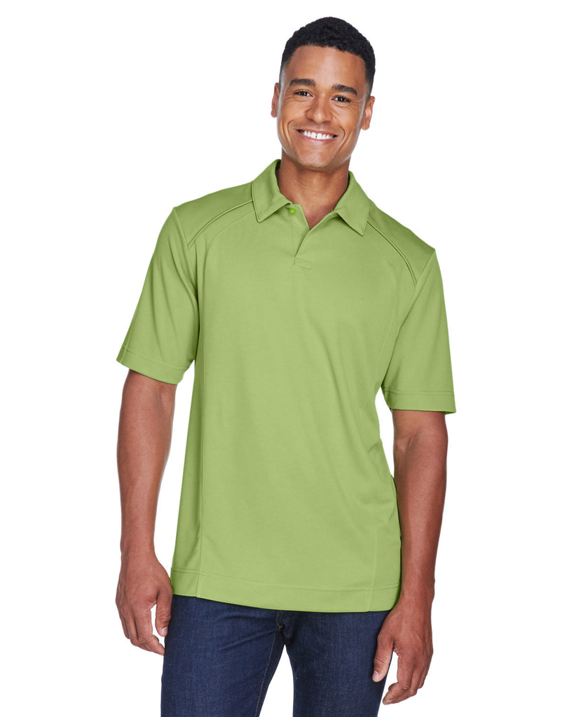 North-End-88632-Men's Recycled Polyester Performance Piqué Polo