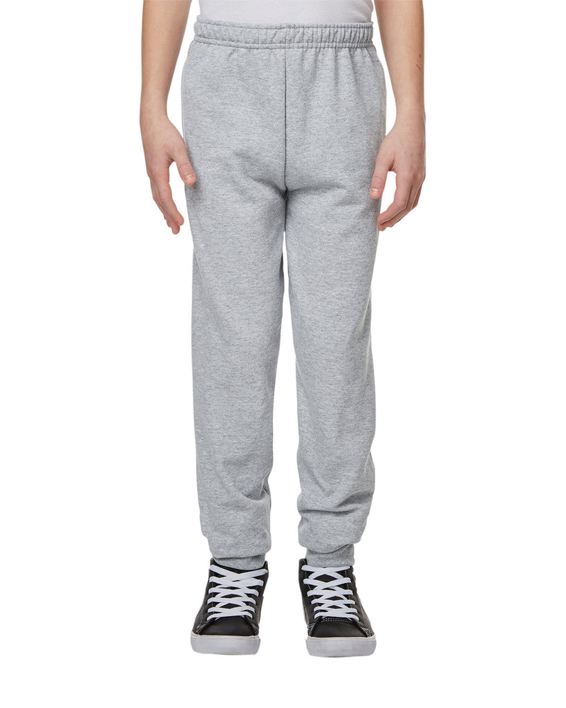 Jerzees-975YR-Youth 7.2 oz., Nublend® Youth Fleece Jogger