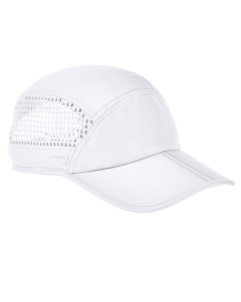 Big Accessories BA657 Foldable Bill Performance Cap