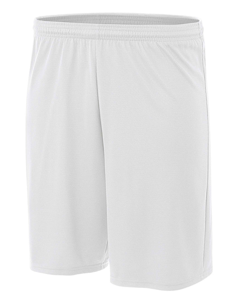 A4 NB5281 Youth Cooling Performance Power Mesh Practice Short