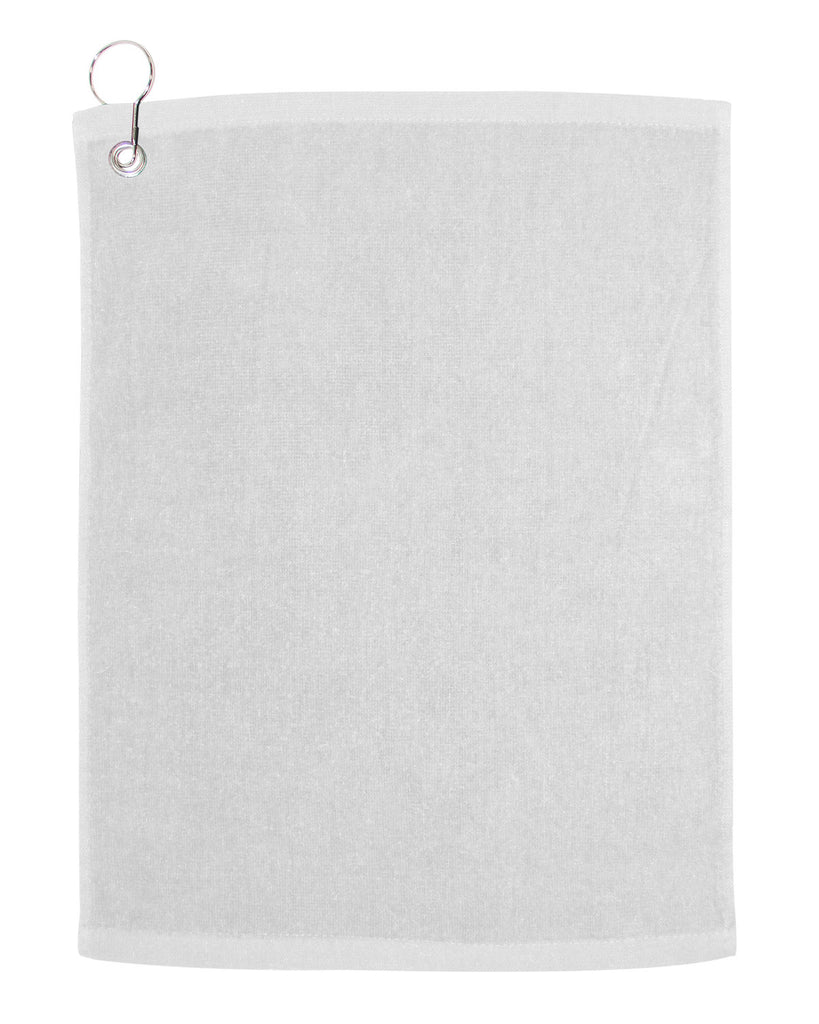 Carmel-Towel-Company-C1518GH-Large Rally Towel with Grommet and Hook