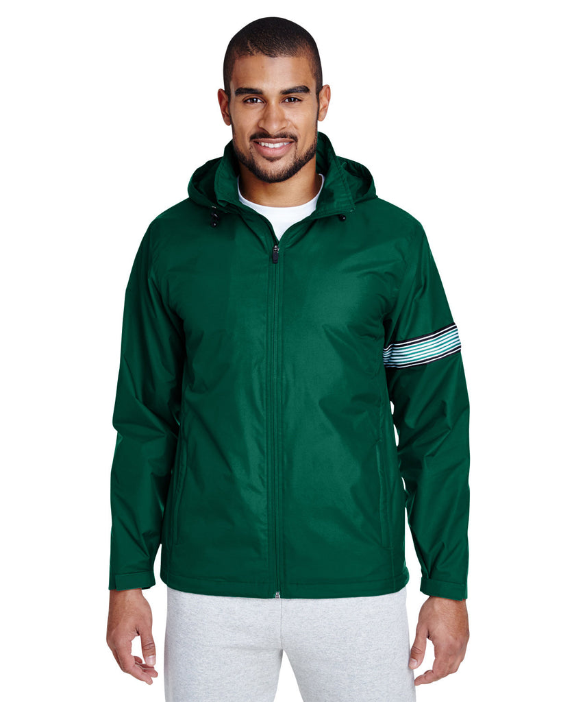 Team-365-TT78-Mens Boost All-Season Jacket with Fleece Lining