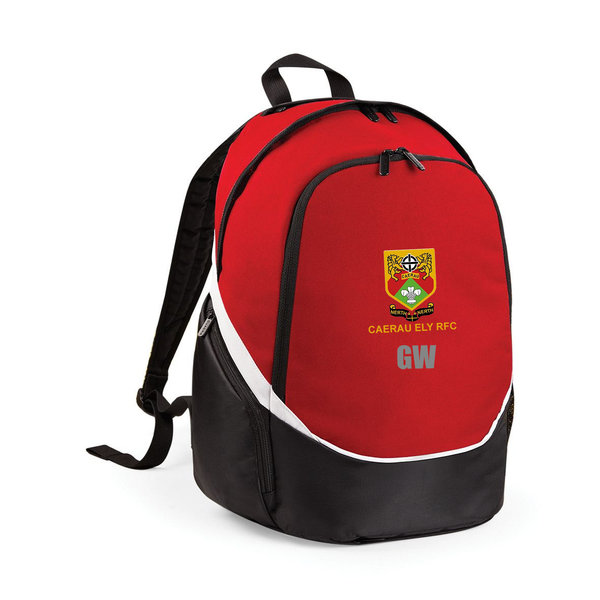 Backpack - Caerau Ely RFC