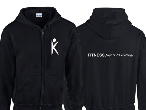 Rikasystemz Zip Up hoody
