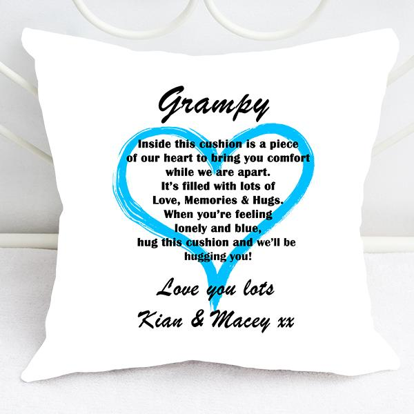 Grampy Personalised Cushion