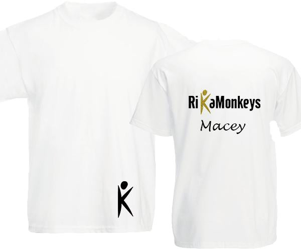 Rika Monkeys Tee