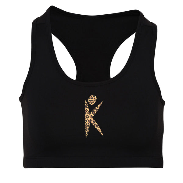 Rika Ladies Sports Crop Top
