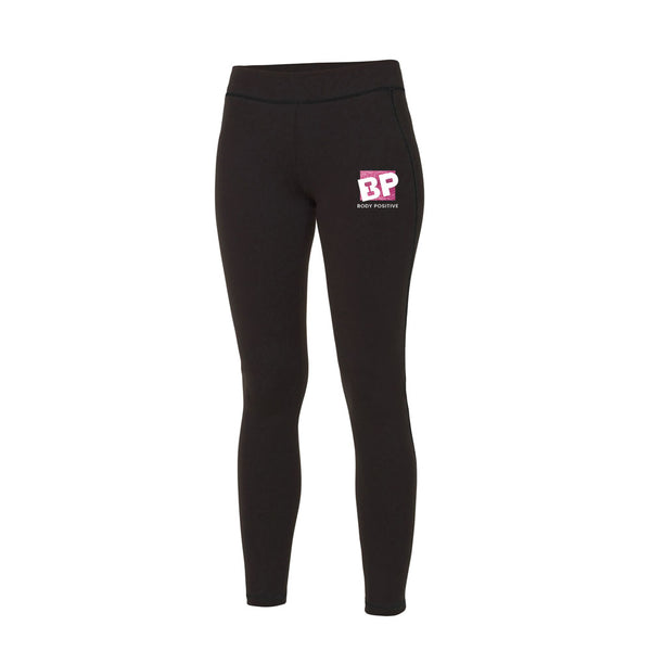 Leggings Black - Body Positive