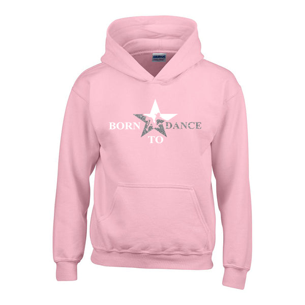 Born To Dance Personalised Hoody