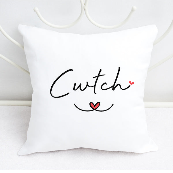 """Cwtch"" Cushion"