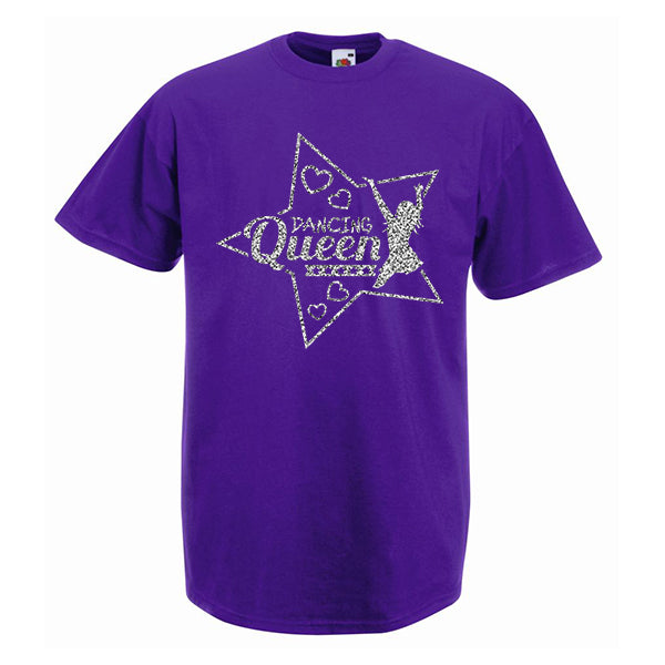 Dancing Queen Personalised Tshirt