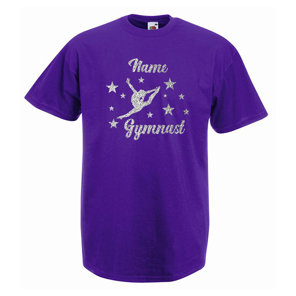 Personalised Gymnast Tshirt