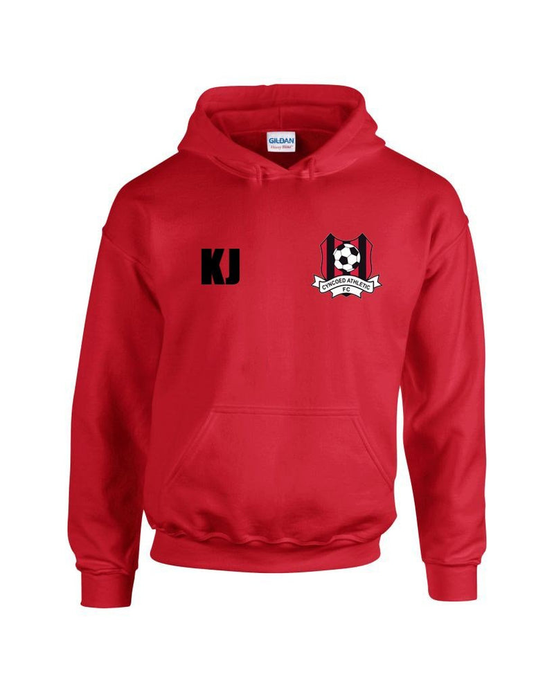 Cyncoed Athletic Hooded Jumper - Childrens