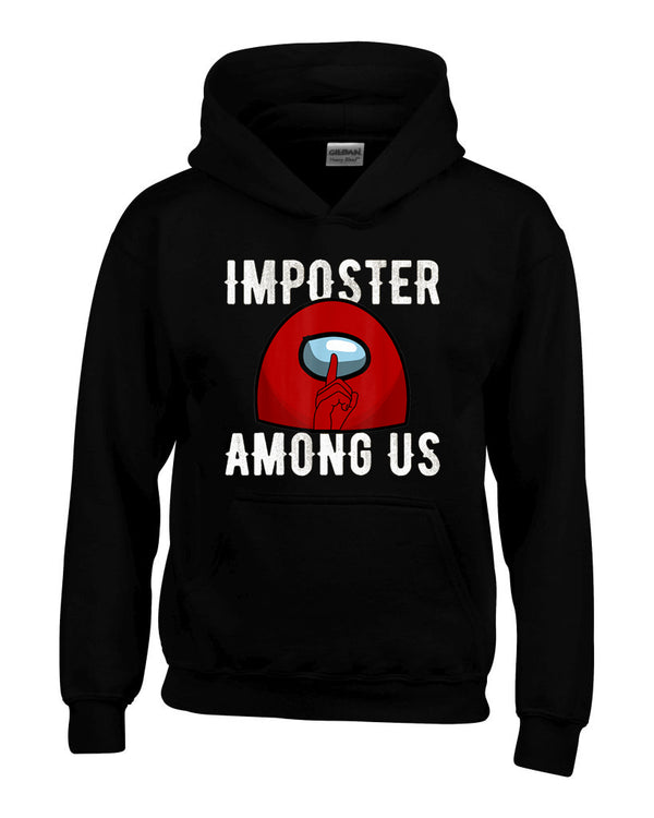 Imposter Among Us Hoodie