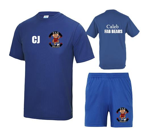 Fab Bears Training Kit