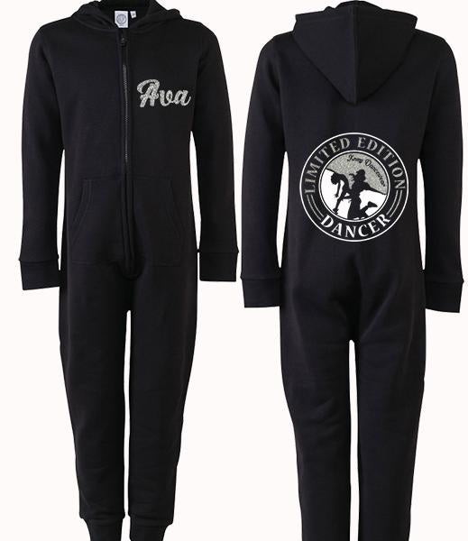 Limited Edition Dancer Personalised Onesie