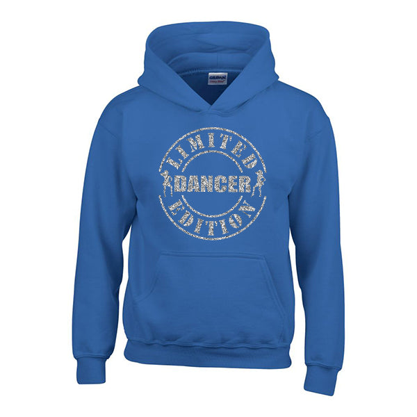 Limited Edition Dancer Personalised Hoody