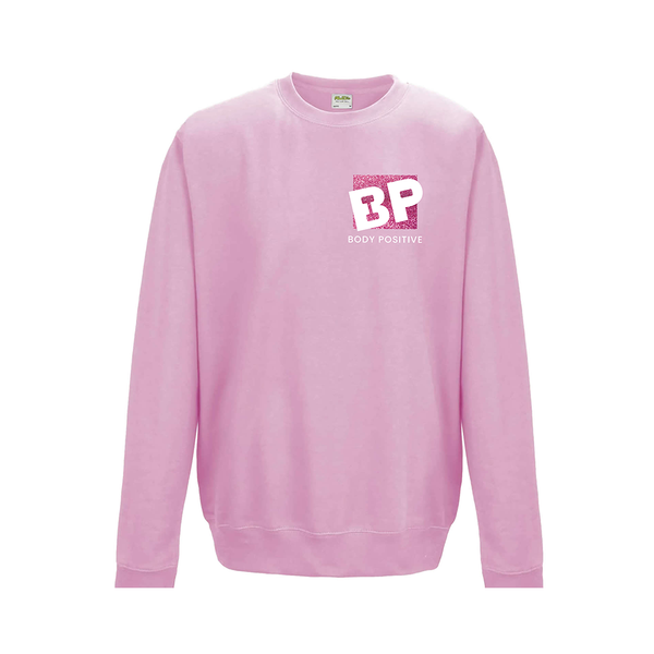 Sweatshirt Pink - Body Positive