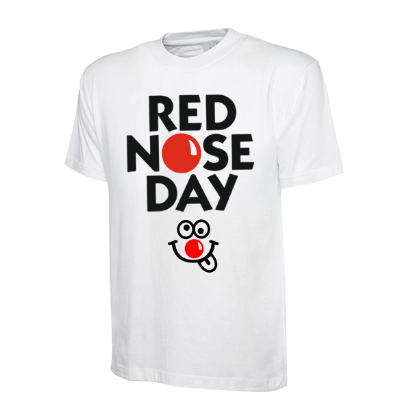 Comic Relief 2021 Tshirt