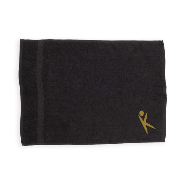 Rika Gym Towel with embroidered logo
