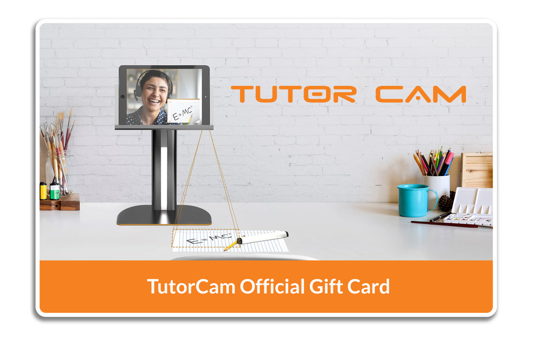 TutorCam Gift Card