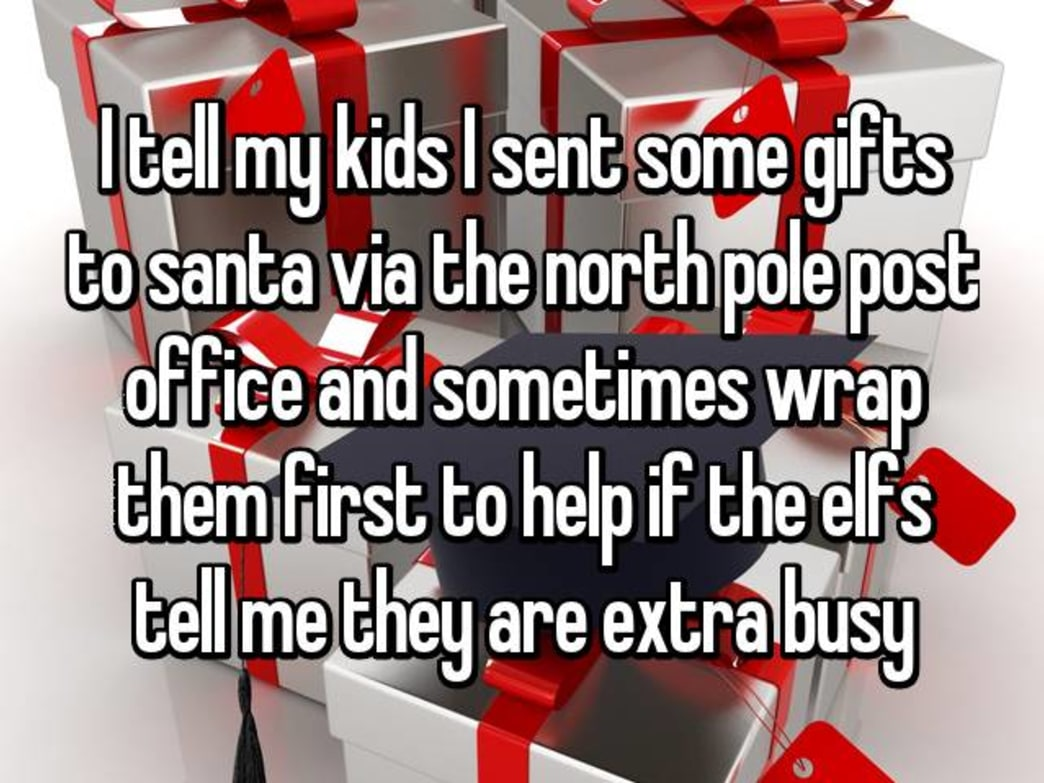 19 Hilarious Ways Parents Tricked Their Kids Into Believing In Santa