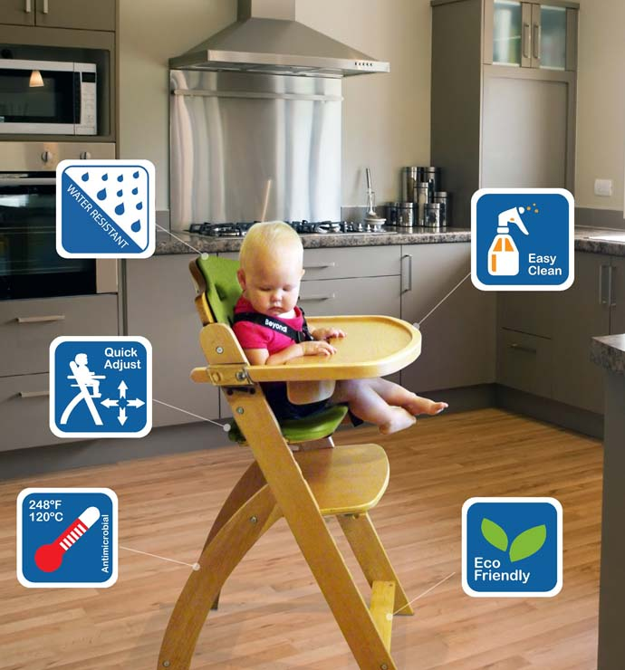 Childrens Highchairs : Baby
