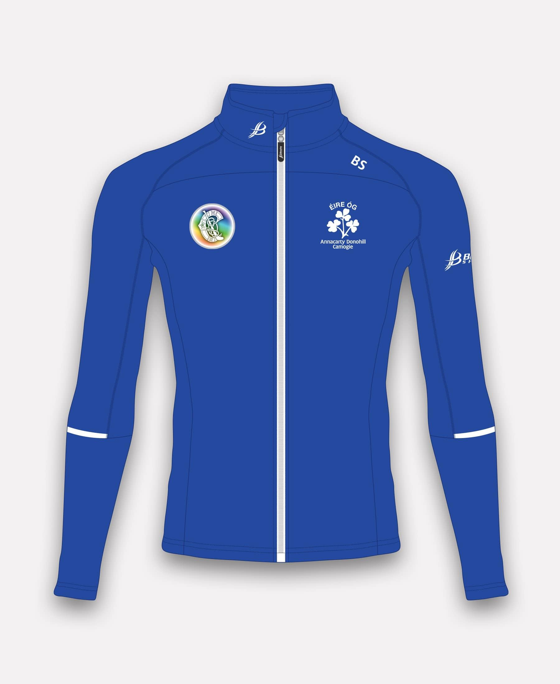 Eire Og Annacarty Donohill Camogie Ultra Full Zip