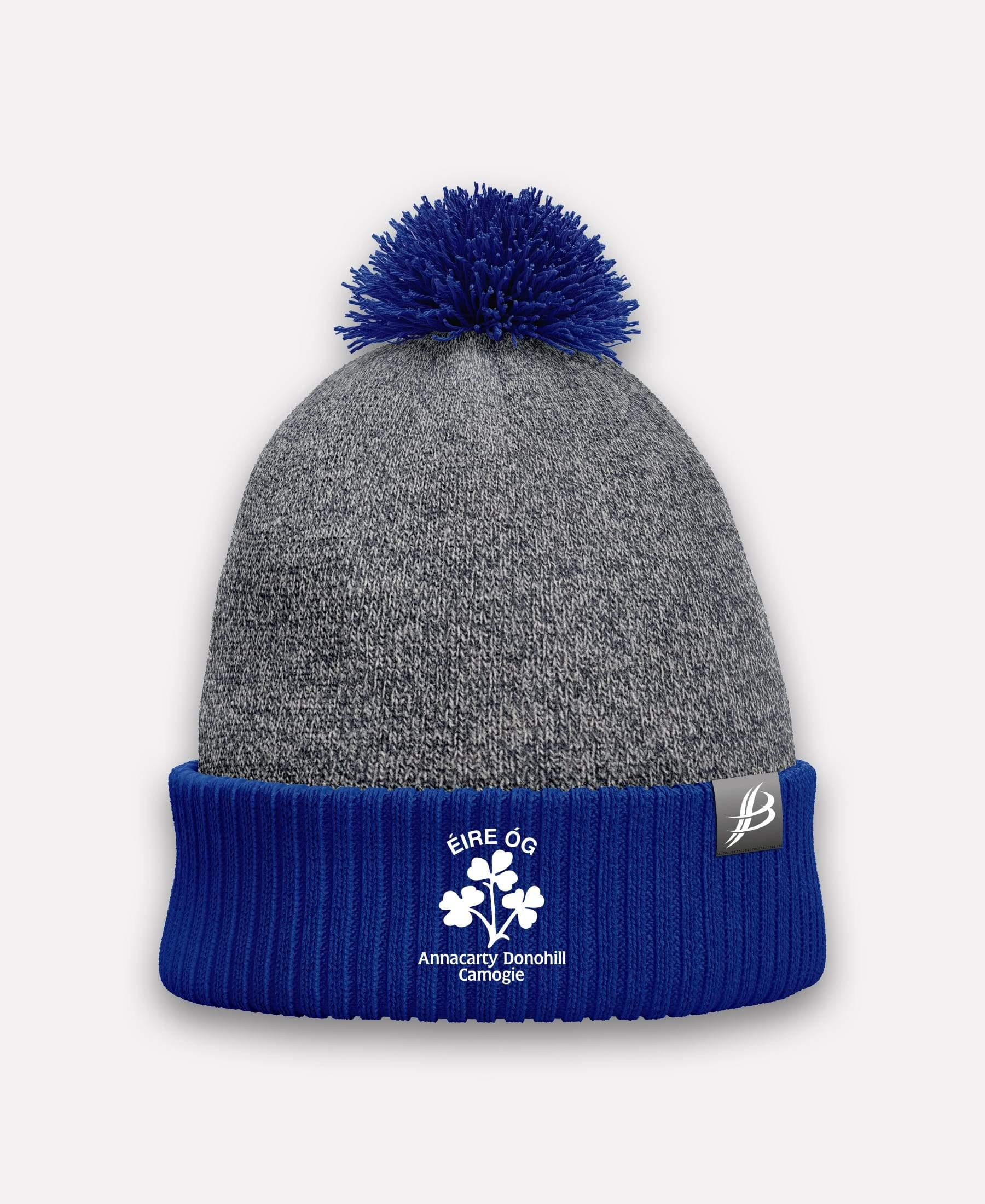 Eire Og Annacarty Donohill Camogie Storm Bobble Hat