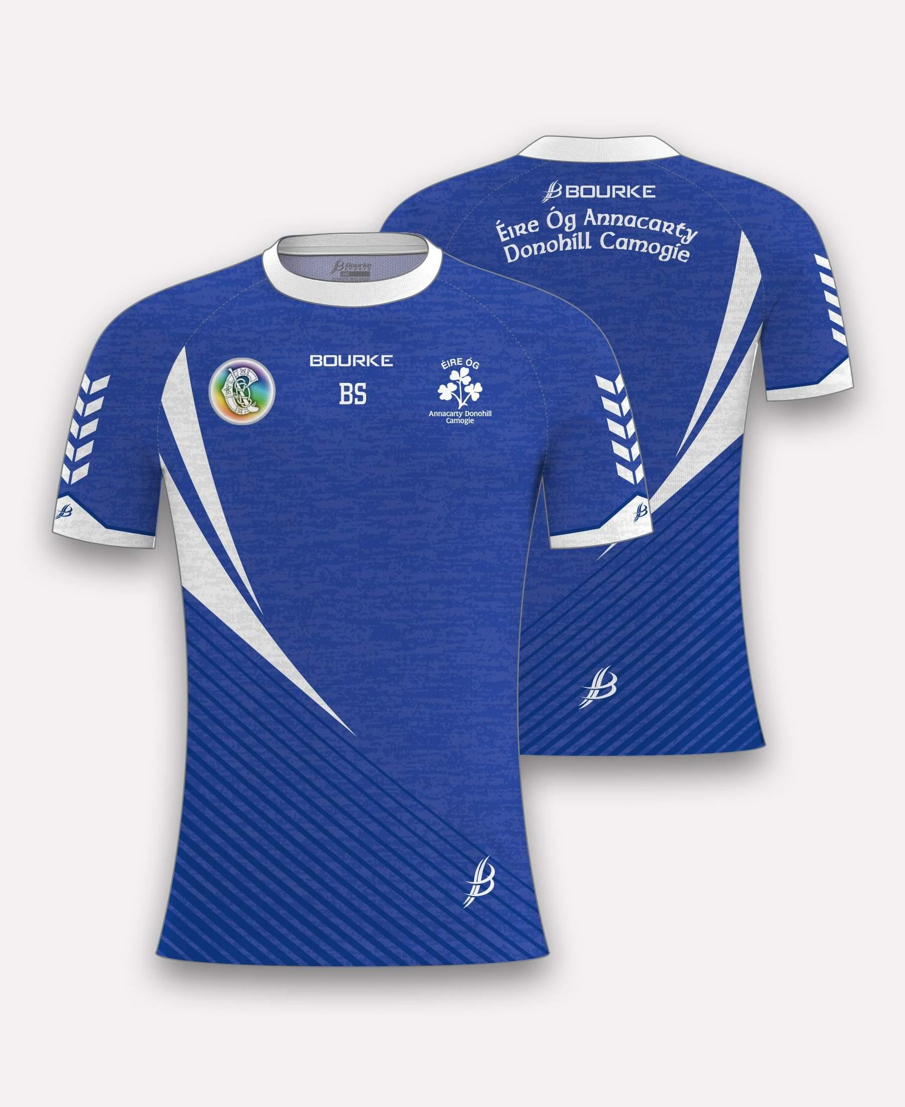 Eire Og Annacarty Donohill Camogie Jersey