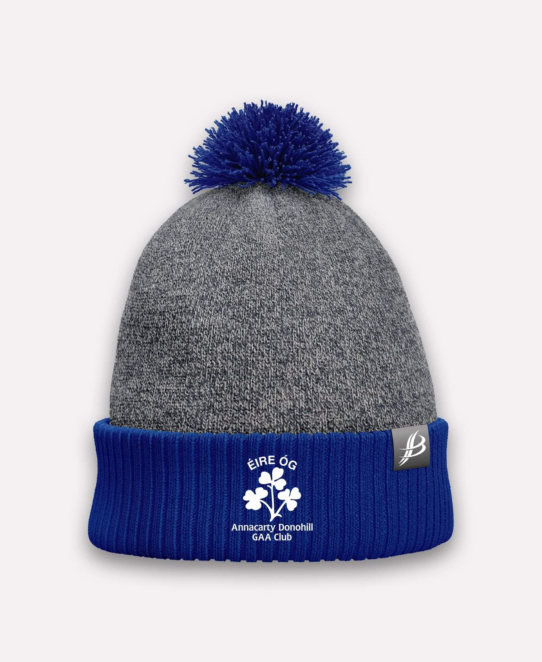 Eire Og Annacarty Donohill GAA Storm Bobble Hat - Bourke Sports Limited