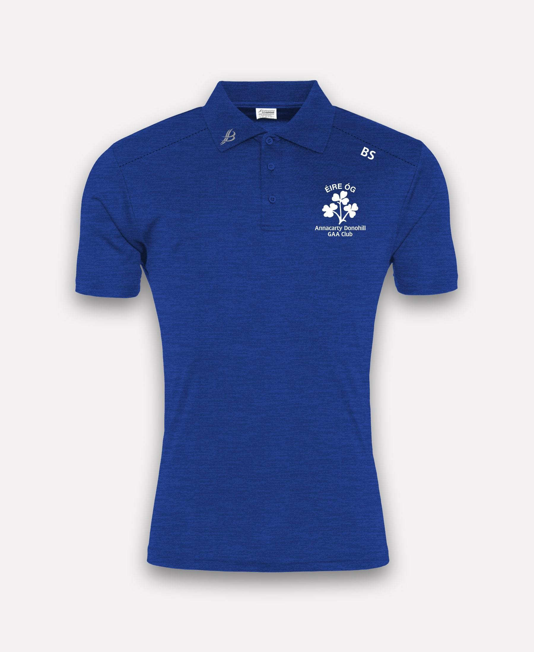 Eire Og Annacarty Donohill GAA BUA Polo Shirt - Bourke Sports Limited