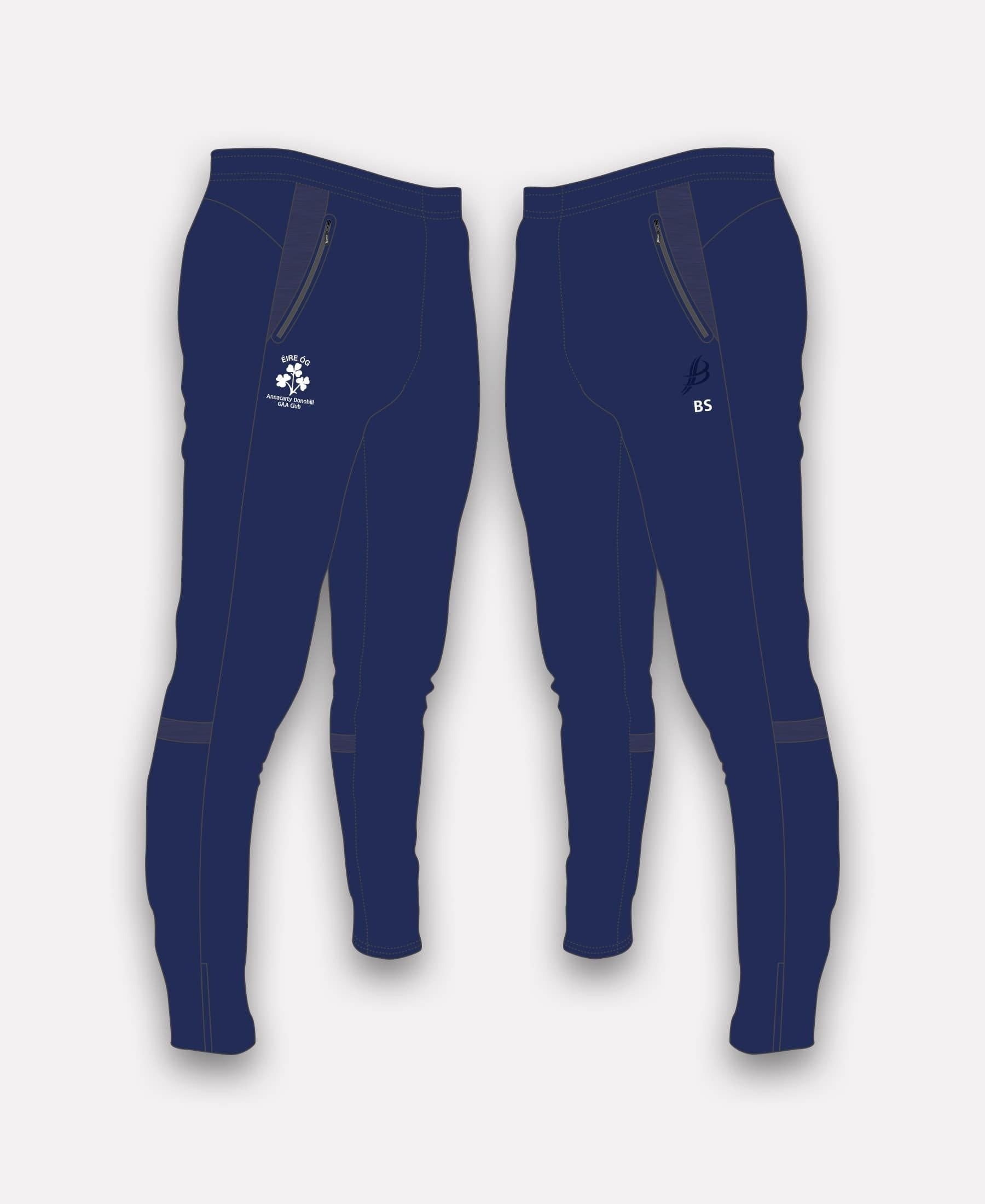 Eire Og Annacarty Donohill GAA BUA Skinny Pants - Bourke Sports Limited