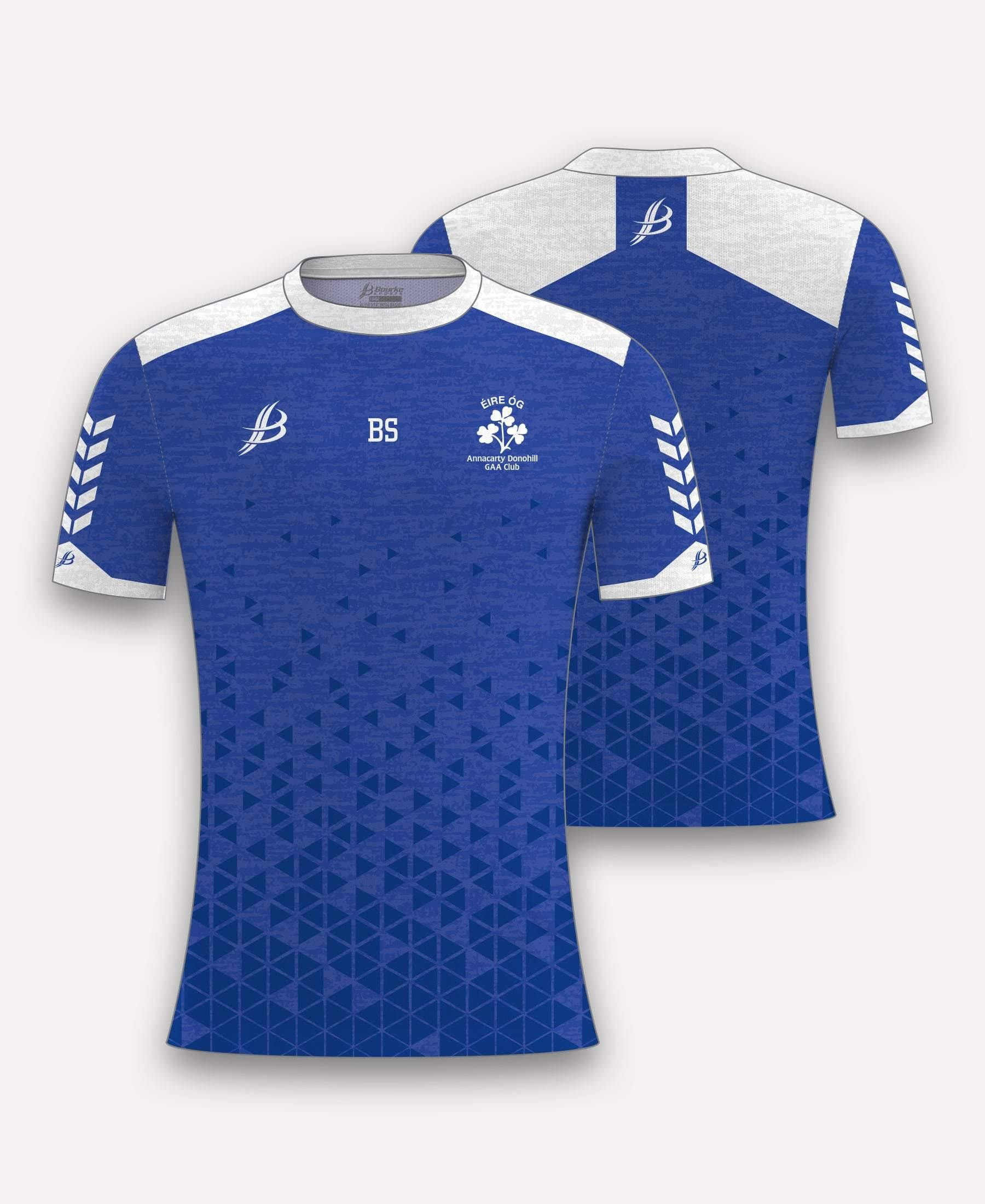 Eire Og Annacarty Donohill GAA Jersey - Bourke Sports Limited